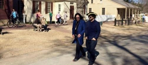 Ozzy and Jack Osbourne visit Colonial Williamsburg - Daily Press - dailypress.com