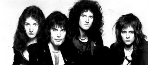 Pre-1978 Queen / Elektra Records publicity photo (public domain)