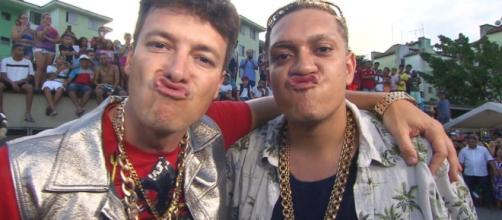 """Rodrigo Faro grava clipe com MC Bin Laden, de """"Tá Tranquilo, Tá ... - portalovertube.com"""