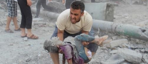 Siria, Hamza e i bambini che non diventeranno mai adulti - Panorama - panorama.it