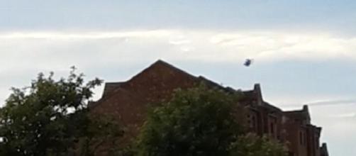Ufo avvistamento sconcertante in Scozia