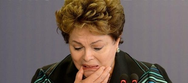 Dilma compara processo a câncer (Divulgação/Internet)