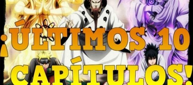 """¿Estamos a las puertas del final de """"Naruto""""?."""