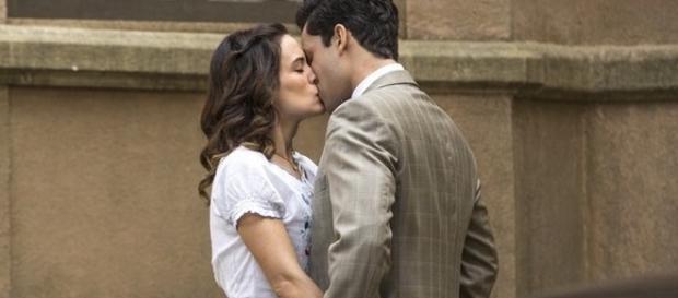 Maria e Celso finalmente se casam