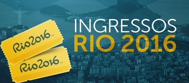 Rio-2016 libera venda de mais 100 mil ingressos