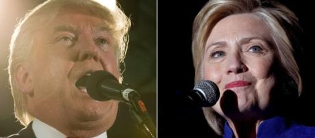 Donald Trump and Hillary Clinton will soon debate each other - hollywoodreporter.com