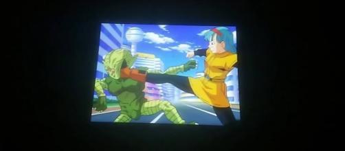 Animacion exclusiva en japón de DB.