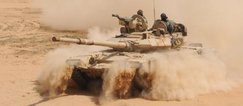 China Hints atIndia Deploys Tanks, Troops . - sputniknews.com