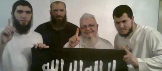 Grupo terrorista - Foto/Reprodução