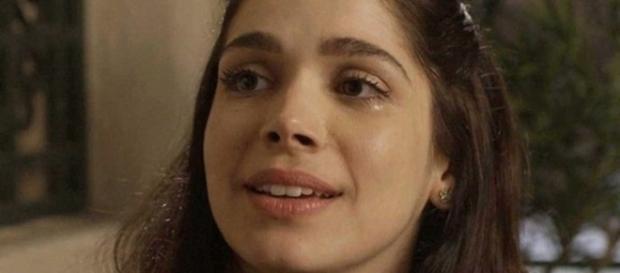 Humilhada, Shirlei desmaia em 'Haja Coração' (Divulgação/Globo)