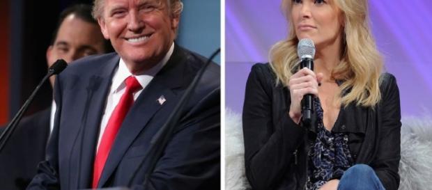 Melania Trump e seu marido Donald Trump