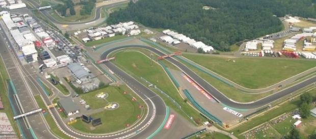 O Circuito de Hungaroring já foi palco de corridas históricas