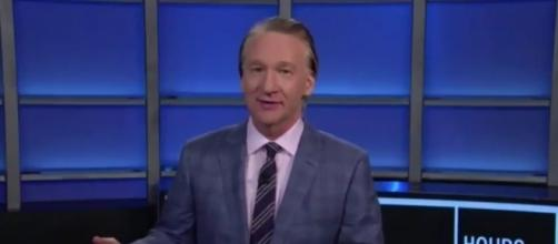 "Bill Maher on ""Real Time,"" via YouTube"