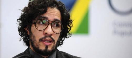 Deputado federal Jean Wyllys - PSOL-RJ