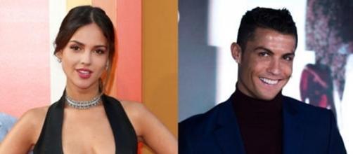Eiza Gonzáles e Cristiano Ronaldo podem estar vivendo affair (Reprodução/Univision)