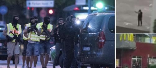 Monaco, 18enne spara e uccide 9 persone per poi suicidarsi.