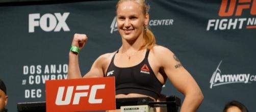 UFC on FOX 20 weigh-in results: Holly Holm (135), Valentina ... - mmajunkie.com