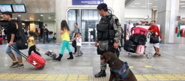 ABIN e PF procuram por iraniano visto em aeroportos no Brasil.