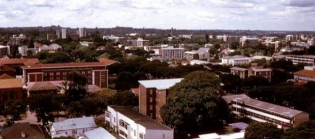 Bulawayo a city in Zimbabwe. Photo via public domain.com