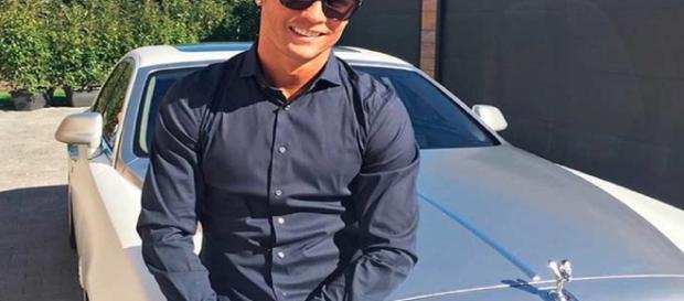 Cristiano Ronaldo y sus mini-vacaciones en Ibiza