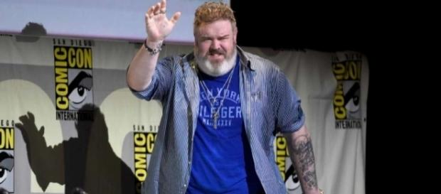 Kristian Nairn se despede dos fãs de Game of Thrones na Comic-Con