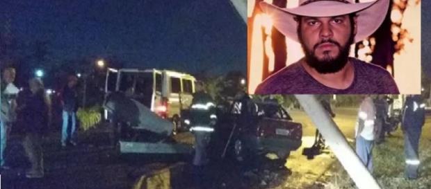 Pedro Lima morreu em acidente de carro