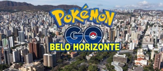 Saiba onde encontrar Pokémons por Belo Horizonte