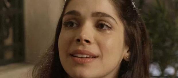 Shirlei vai se apaixonar por Felipe