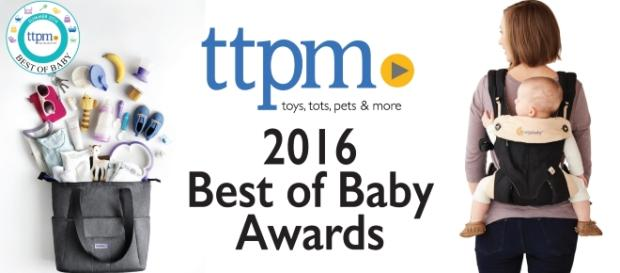 """The """"Best of Baby Awards"""" helps parents chose the best items for their children. / Photo via Alise Kreditor, KMC-PR. Used with TTPM permission."""