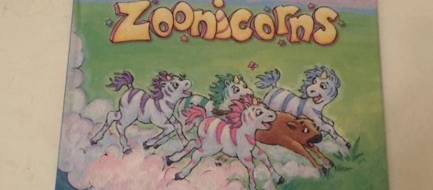 The Zoonicorns brand currently has one book, four plush toys and app games. / Photos via Meagan J. Meehan, Blasting News. Used with permission.