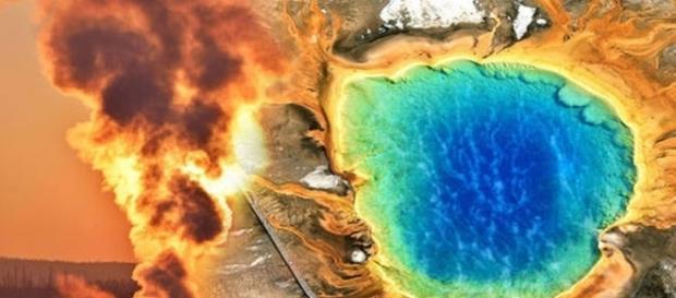 Yellowstone é um forte candidato a acabar com a vida (GETTY)