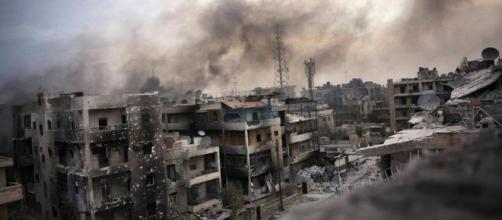Aleppo, una città martoriata dalla guerra