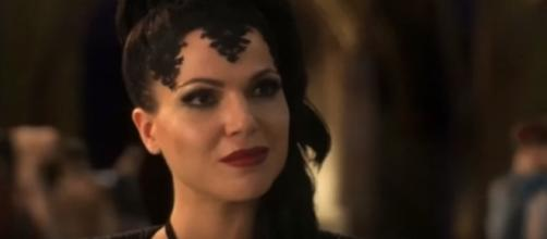 An even more wicked Evil Queen on 'Once Upon A Time' - Photo via YouTube