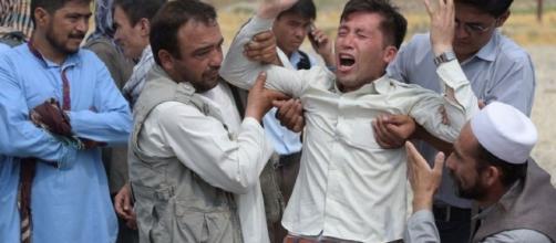 Familias rotas de dolor en el último ataque
