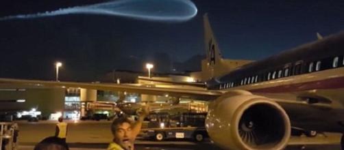 Misterioso 'UFO' avvistato sopra l'aeroporto di Miami