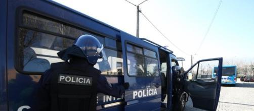 Polícias da UEP sempre determinados e prontos