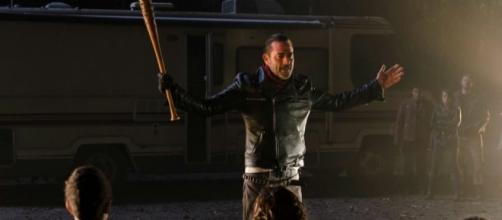 Who The Hell Did Negan Introduce To Lucille On The Walking Dead ... - geekandsundry.com