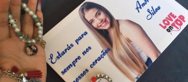 "Andreia Silva entrou em ""Love on top 3"""