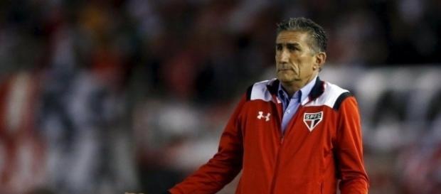 Bauza informa São Paulo que pode sair