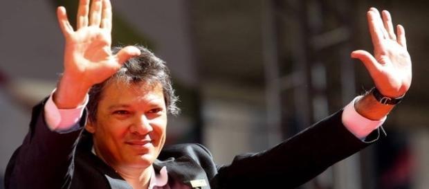 Campanha eleitoral de Haddad custará 20 milhões de reais