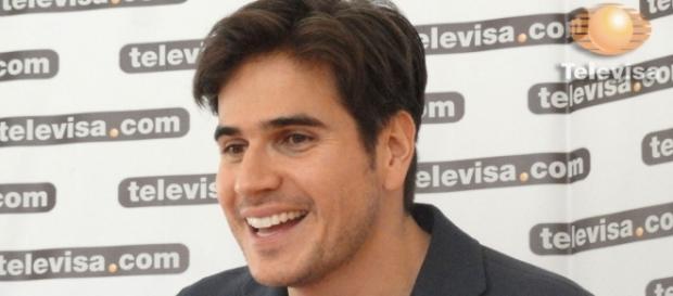 Daniel Arenas está na nova novela do SBT (Foto: Reprodução/Televisa)