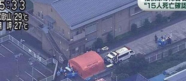 Homem mata 15 pessoas no Japão