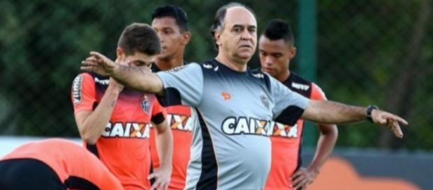 Marcelo Oliveira, treinador do Atlético Mineiro