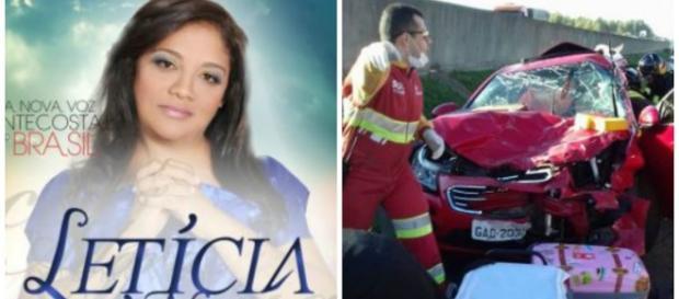 Morre a cantora Letícia Nunes, que sofreu acidente no início do mês
