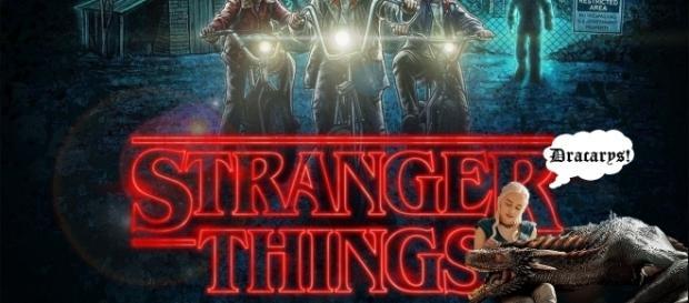 Stranger Things ultrapassa Game of Thrones no IMDB