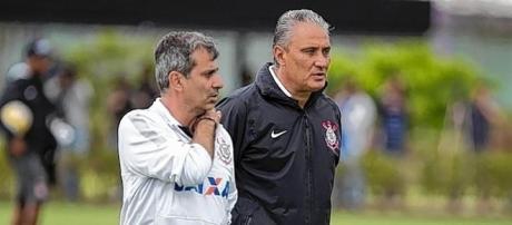 Mahseredjian vai deixar o Corinthians em Agosto. (Divulgação)
