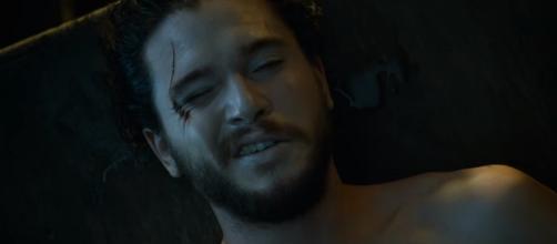 Game of Thrones season 6 bloopers. Screencap: GameofThrones via Youtube