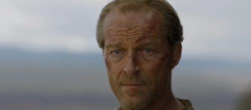 Game of Thrones: ser Jorah Mormont. Screencap: sahara via YouTube