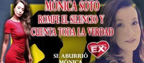 Los descargos de Mónica y las mentiras