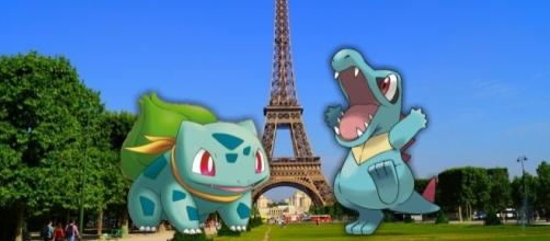 Os franceses já podem fazer o download de 'Pokémon Go'